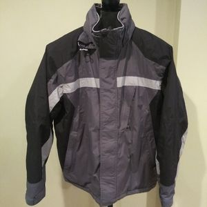 Columbia Mens Insulated Bomber Jacket
